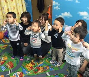 赤ちゃんクラス